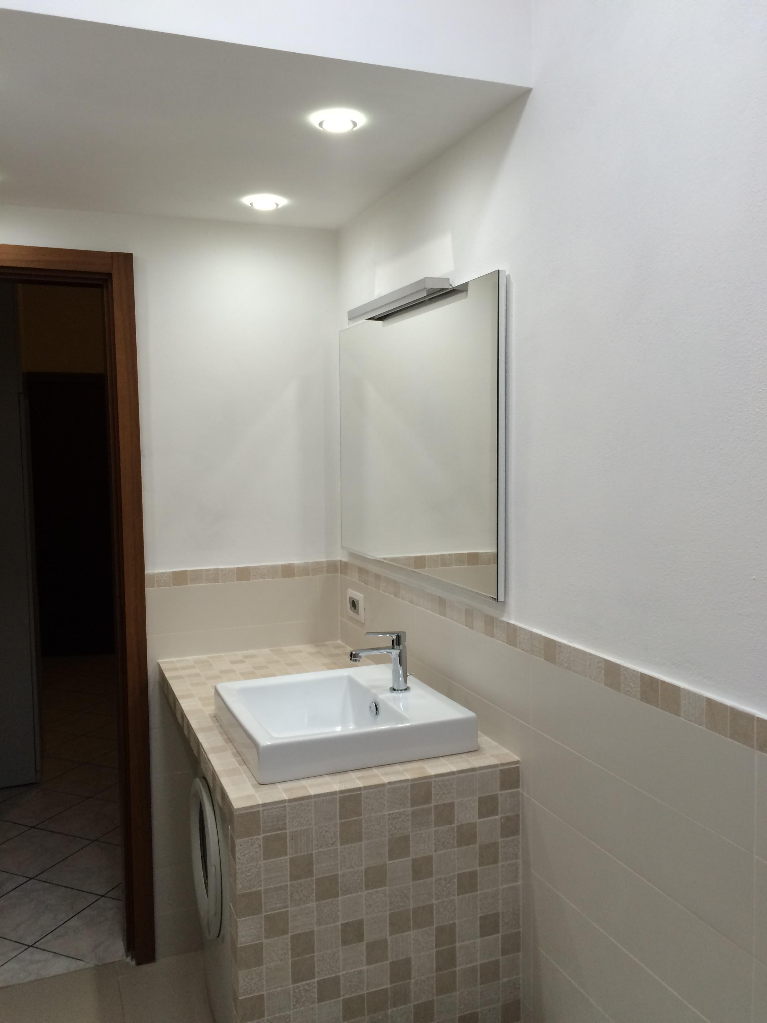 Centro convenienza messina - Bagno con lavatrice ...